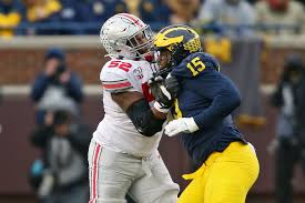 Father's football experience a valuable resource for Michigan DT ...
