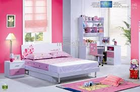 girls desk furniture. Kids Bedroom Furniture Sets For Girls Corner White Drawer Cabinet Plus In Pink Theme Study Desk Bed Set And Computer Wall Paint