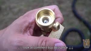 hospaip 50ft expandable garden hose review