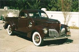 1939 Studebaker Coupe Express Pickup | Studebaker Truck Pictures ...