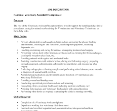 medical receptionist duties for resume download medicalionist resume sample diplomatic regatta templates