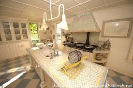 kitchen in mackenzie childs estate