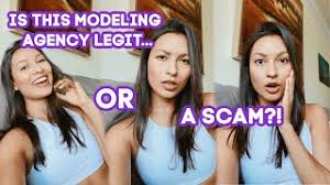 how to figure out if a modeling agency