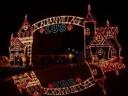 Acadiana Lights My Lafayette Travel Lighten Up Acadiana