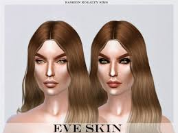 Eve skin at Fashion Royalty Sims » Sims 4 Updates