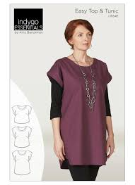 Tunic Top Patterns Amazing Easy Top Tunic Sewing Pattern Butterick Patterns