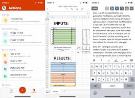 Word For Office Microsofts New Office App For Ios And Android Combines Word