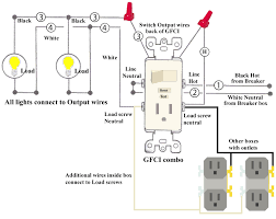 how to wire switches combination switch light fixture within throughout switch wiring diagram