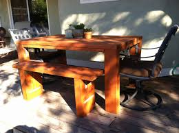 chic teak furniture. Wood Patio Dining Table Luxury Room Chic Teak Natural Color Custom With Furniture