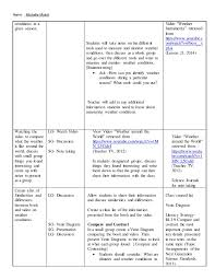 Differences Between Weather And Climate Venn Diagram Sci5073 Lesson Plan Template Earth And Space