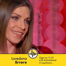 loredana errore hashtag on Twitter