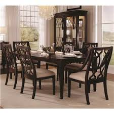 art dining room furniture. Wonderful Dining Intrigue Rectangular Dining Table With 2 Arm Chairs U0026 4 Side By ART  Furniture Inc On Art Room W