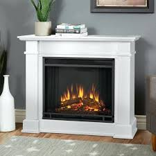 electric fireplaces real flame compact fireplace white by reviews