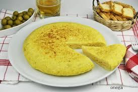 Resultado de imagen de tortilla de patatas fotos