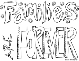 Marvelous Family Coloring Sheets Page Mofassel Me For Preschool Guy