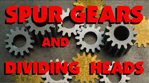 Spur Gear Cutter Selection Chart 027 Dividing Head Gear Cutting Milling 101 Marc Lecuyer