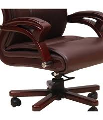 president office chair gispen. modern president office chair in dark cherry e f throughout perfect design gispen