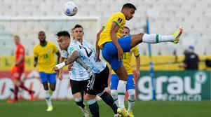 Brazil vs Argentina suspended match ...