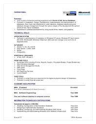Sql Server Dba Sample Resumes 20 Server Admin System Examples Salesforce  Administrator Resume  Informatica Resume