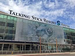 Talking Stick Resort Arena Suns Seating Chart Talking Stick Resort Arena Seating Chart For Phoenix Suns