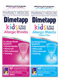 Dimetapp Dimetapp Childrens Cough Cold Allergies