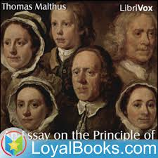 thomas malthus an essay on the principle of population analysis the tragedy of the commons by garrett