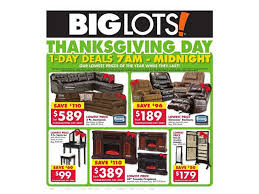 Furniture part of Big Lots Black Friday deals WCPO Cincinnati OH