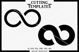 Infinity clipart png included for personal & commercial use. Infinity Symbol Infinity Svg Silhouette Cricut Cameo 792862 Cut Files Design Bundles