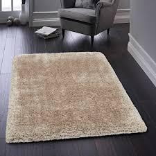 lux plain pearl rug by rug guru 1
