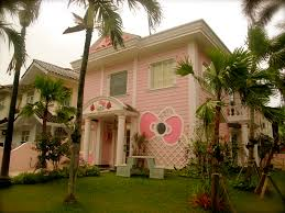 Exciting Pics Of Hello Kitty Houses Images Decoration Ideas ...