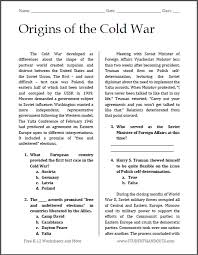 origins of the cold war essay the causes of the cold war history essay uk essays