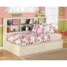 Bookcase Bedroom Furniture Zayley Twin Bookcase Bed Stoney Creek Design