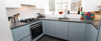 design new kitchen layout. small two tone kitchen design new layout
