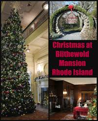 Where To See Christmas Lights In Rhode Island Celebrate The Seasons With High Tea In A Rhode Island
