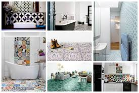 Decorative Cement Tiles 100 Tile Looks we Loved from 100 34