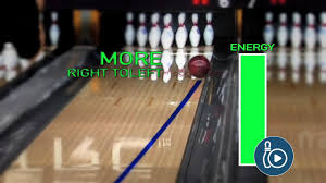 Bowling Ball Flare Chart Strong Vs Weak Bowling Balls National Bowling Academy