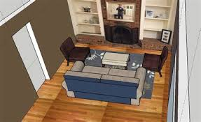 furniture configuration. Issues With Small Living Room Furniture Configuration