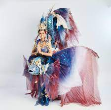 """นับถอยหลัง """"อแมนด้า"""" ขึ้นเวที Miss Universe 2020 รอบชุดประจำชาติ : PPTVHD36"""