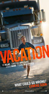 So begins a number of hijinks and hilarity. 5 New Posters For Vacation Geektyrant Vacation Movie Vacation Movie Posters