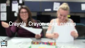 Small Picture Eagle News Does Guess names of Crayola crayon colors