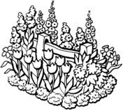 Small Picture Gardens coloring pages Free Coloring Pages