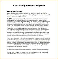 Consulting Proposal Template Fresh 41 Fresh Marketing Consultant ...