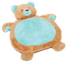 fuzzy factory bear mat mint