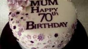 Cute Birthday Cake Ideas For Mom How To