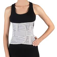 This sturdy back support is designed to alleviate pain associated with lumbago, spinal deformation, vertebrae and ligament problems, 13 Best Back Brace for Women 2018 | apexhealthandcare.com