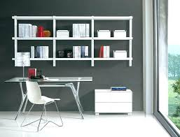 Home office shelves ideas Organized Workspace Home Office Wall Shelving Office Shelves Ideas For Beautiful Home Office Wall Large Size Of Shelves Home Office Wall Shelving Ronsealinfo Home Office Wall Shelving Desk With Wall Shelves Luxury Home Office