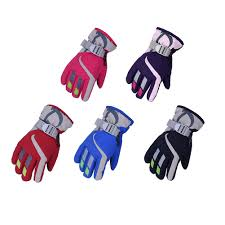 Childrens Gloves Kids Ski Child Mitten Size Chart Waterproof