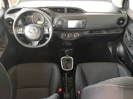2018 toyota hatchback. perfect hatchback blackblack sand pearl 2018 toyota yaris hatchback main interior photo in  kelowna bc and toyota hatchback