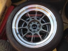 Gram Lights 57v Rays Gram Lights 57v Dark Gunmetal Rim Dc Front 7 5jx15 0 Rear 7 5jx15 10114 3 4h For Sale Croooober