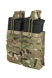 Single Stack Magazine Holder AR 100 Magazine Pouch 100 Round Wilde Custom Gear Tactical 85